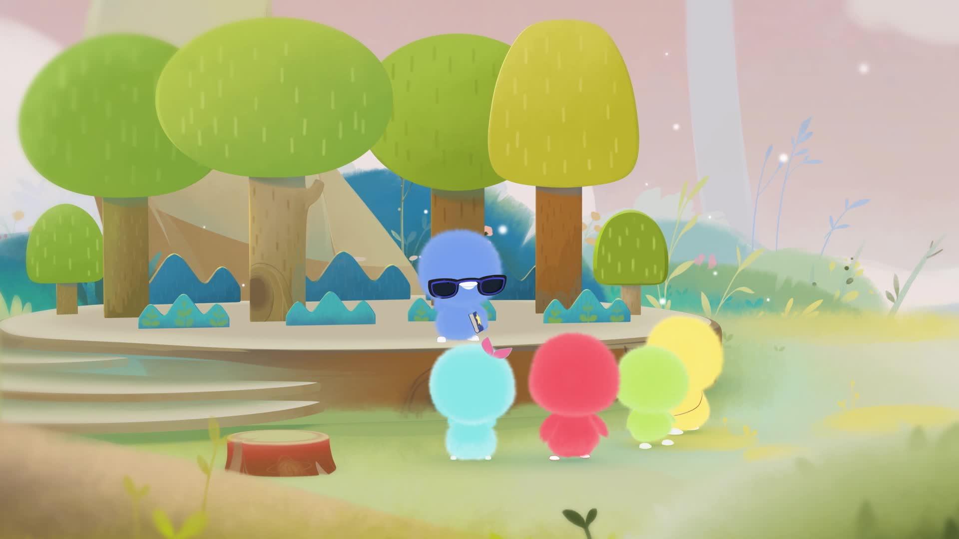 《小鸡彩虹》 第六季 03重要的小苹果