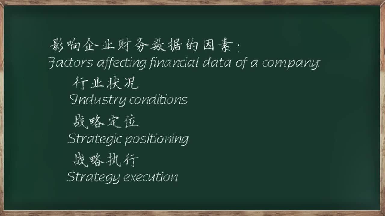 清华大学基础财报课程:第34讲,好企业是什么样的