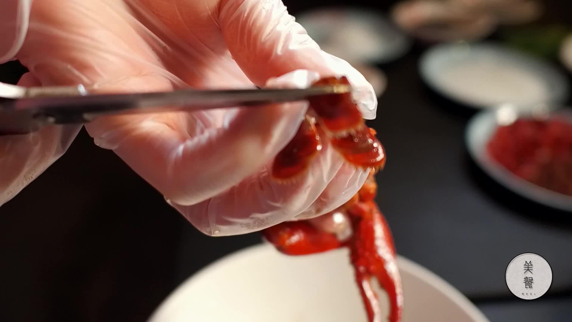 美餐:簋街麻辣小龙虾
