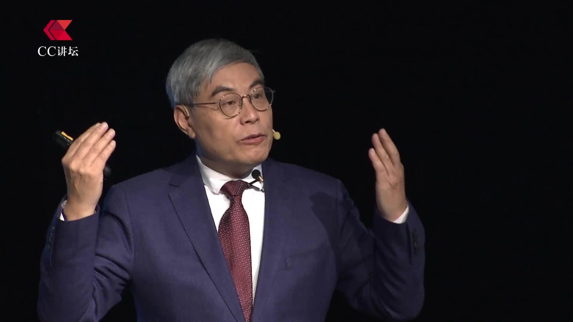 CC讲坛——吕廷杰:区块链,中国能否成为领跑者