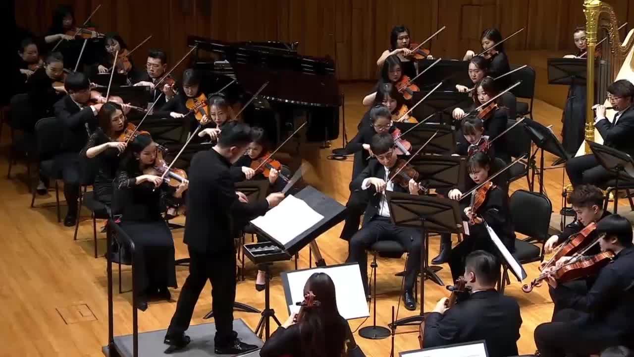 2021西安新年音乐会—《雷电波尔卡》