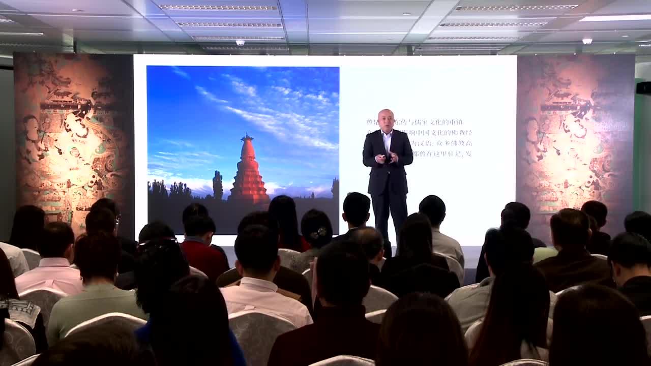 王旭东:谈对印度佛教的影响