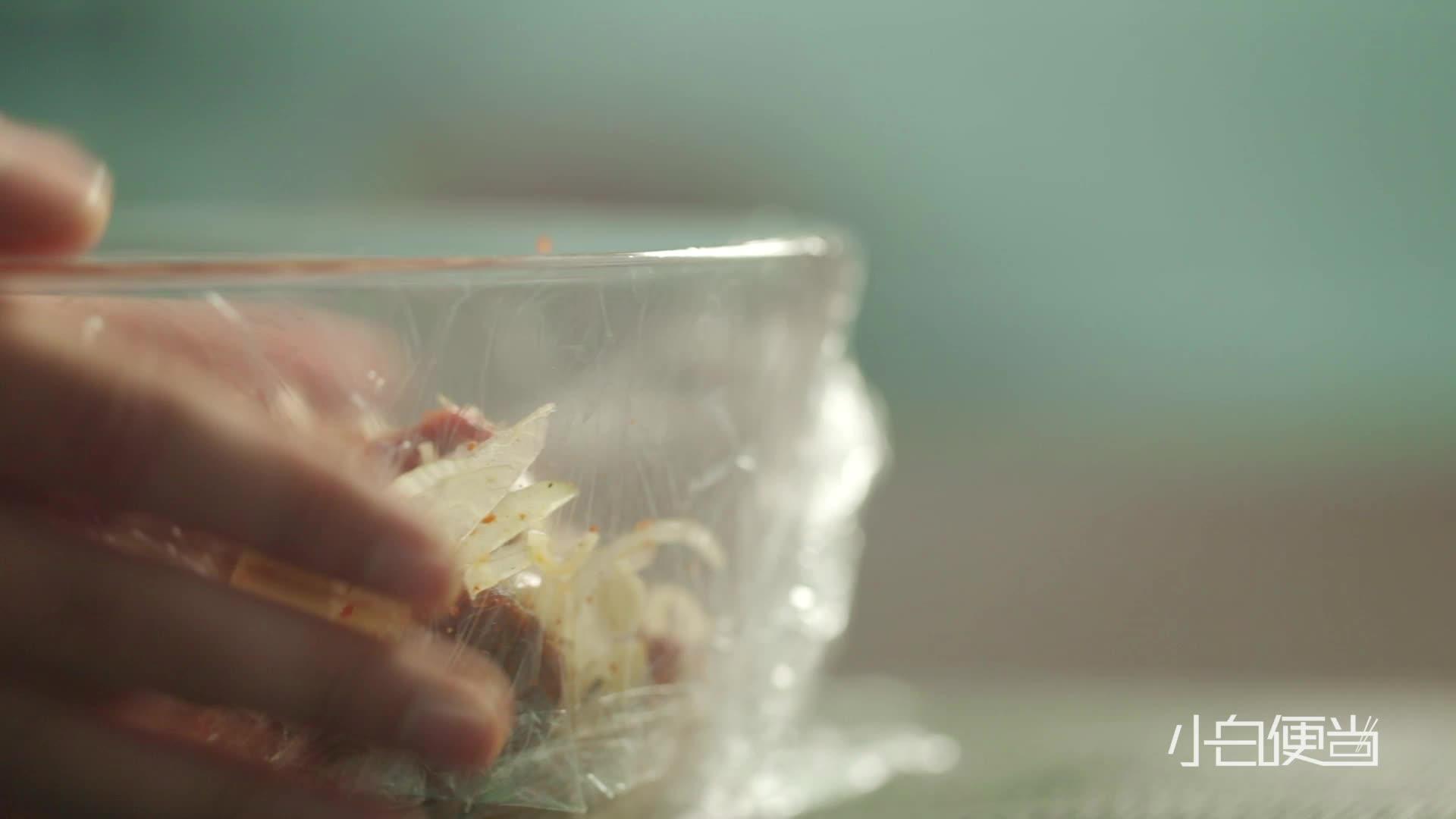 小白便当:人生不能没有烤串