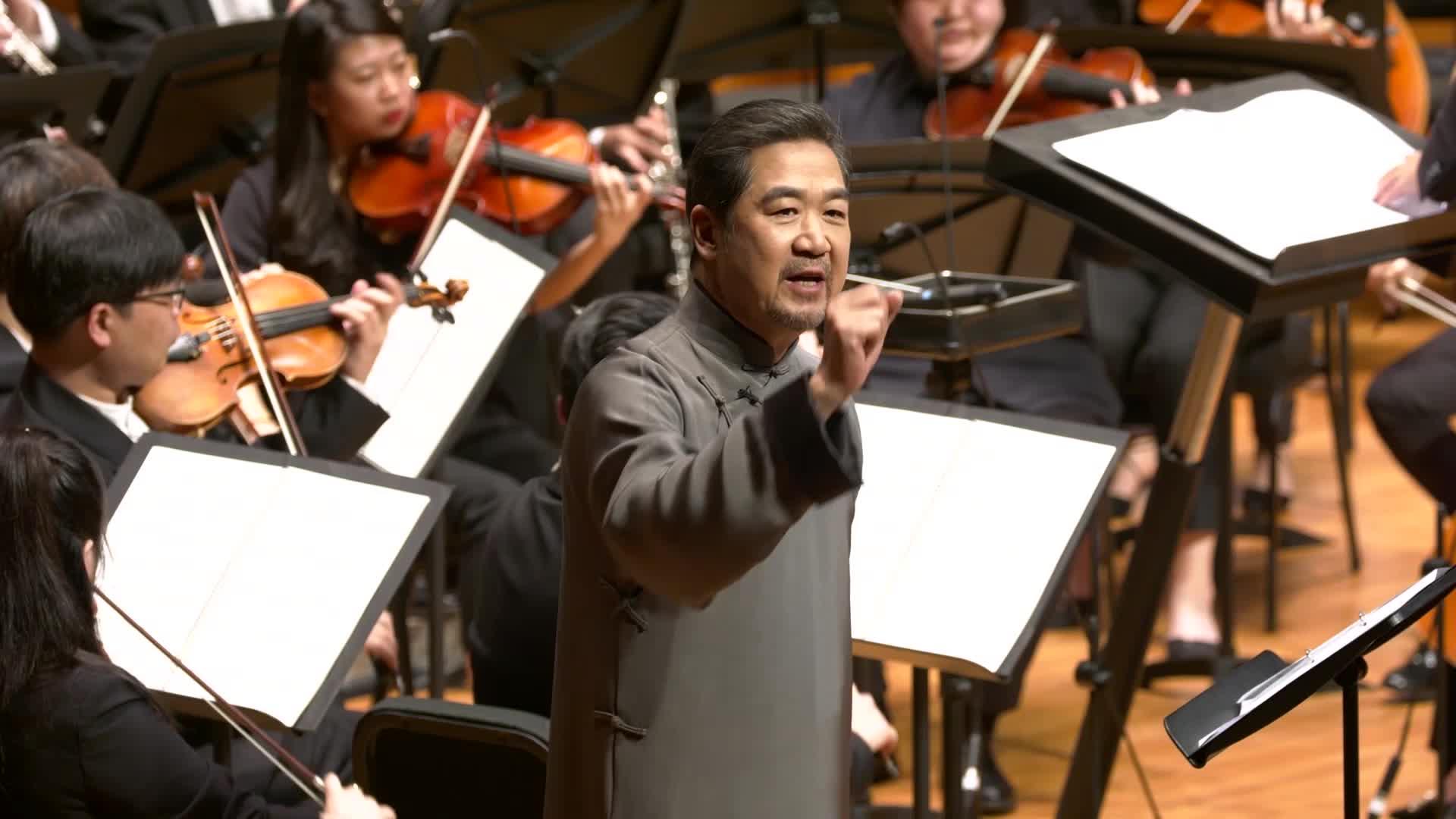 第十九届西安国际音乐节之《长·安-唐诗吟诵交响音乐会》