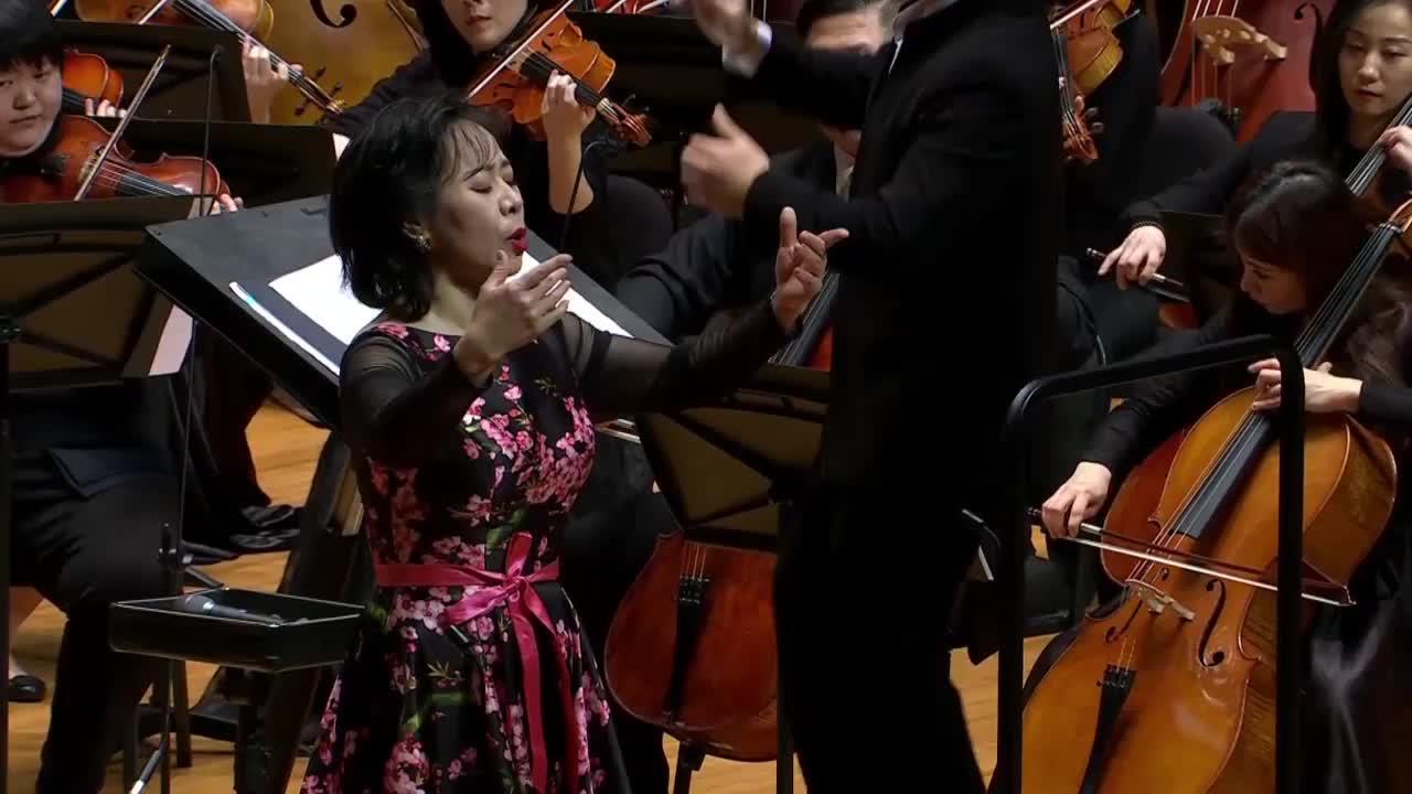 2021西安新年音乐会—《我爱你中国》