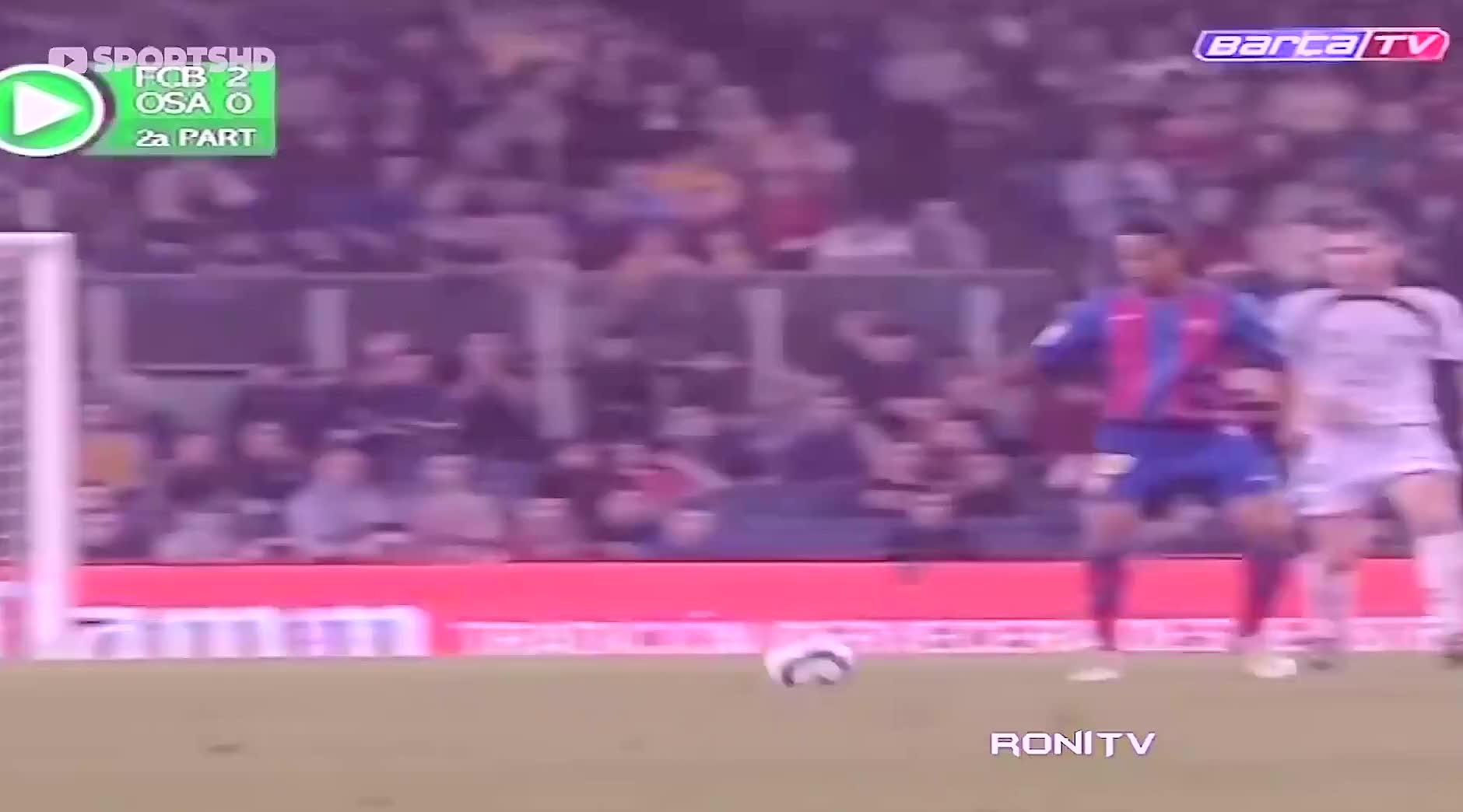 疯狂还是天才?盘点足坛中罕见的足球技巧,超乎你的想象力