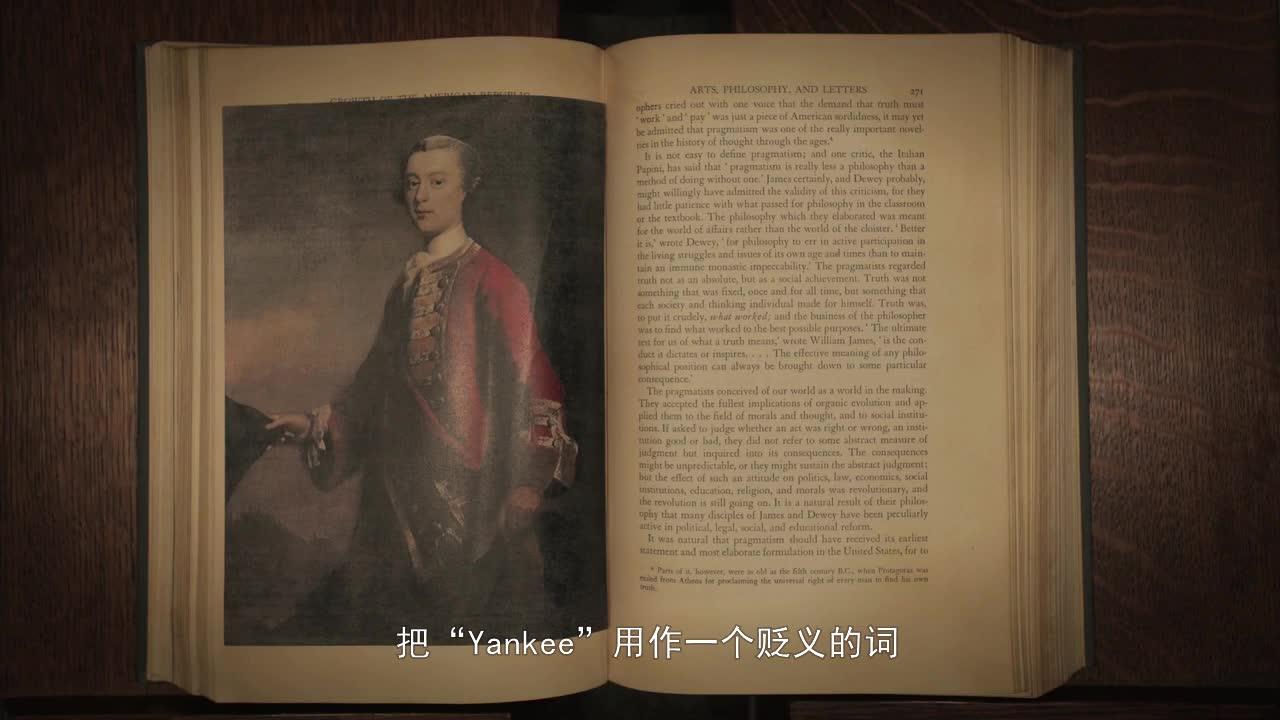 """英语方言""""Yankee""""一词之谜-科学的""""硬核力量""""第07集"""