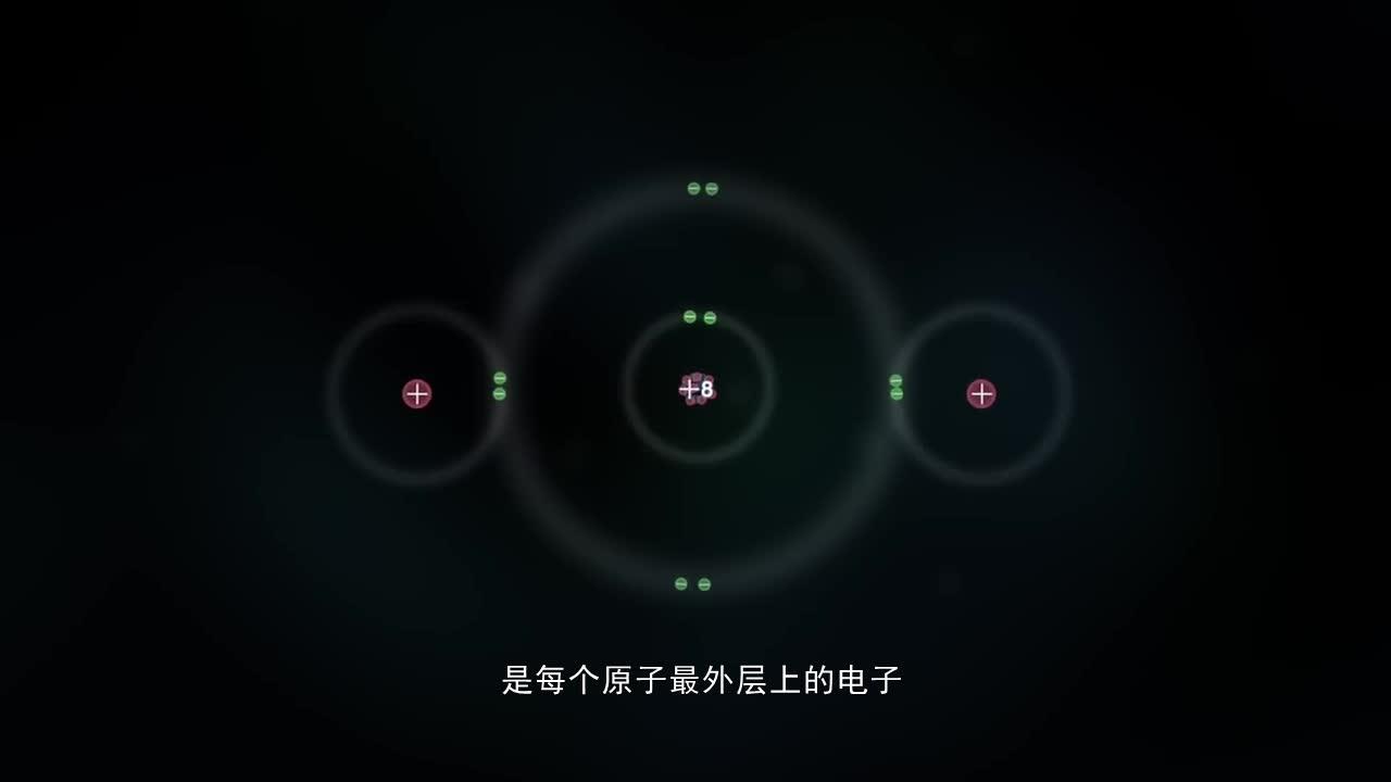 """什么是分子的形状-科学的""""硬核力量""""第04集"""