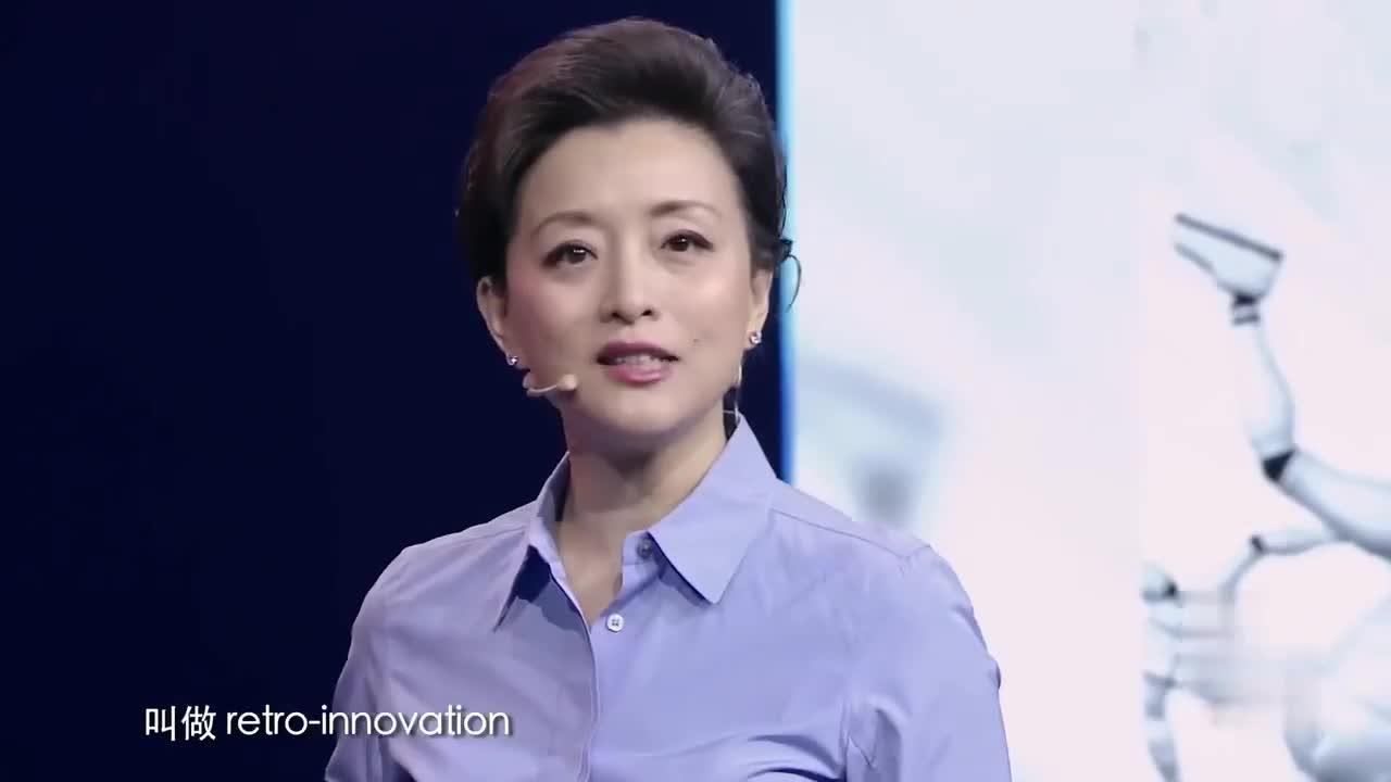 杨澜精彩演讲  有才华  有气质