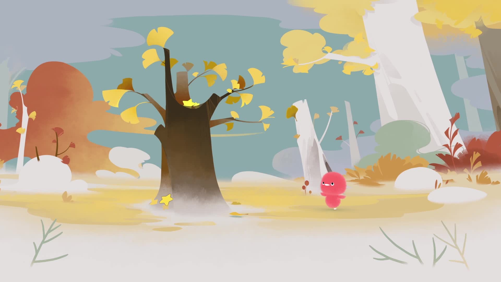 《小鸡彩虹》 第五季 12别再掉叶子啦