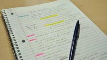 如何高效的做笔记
