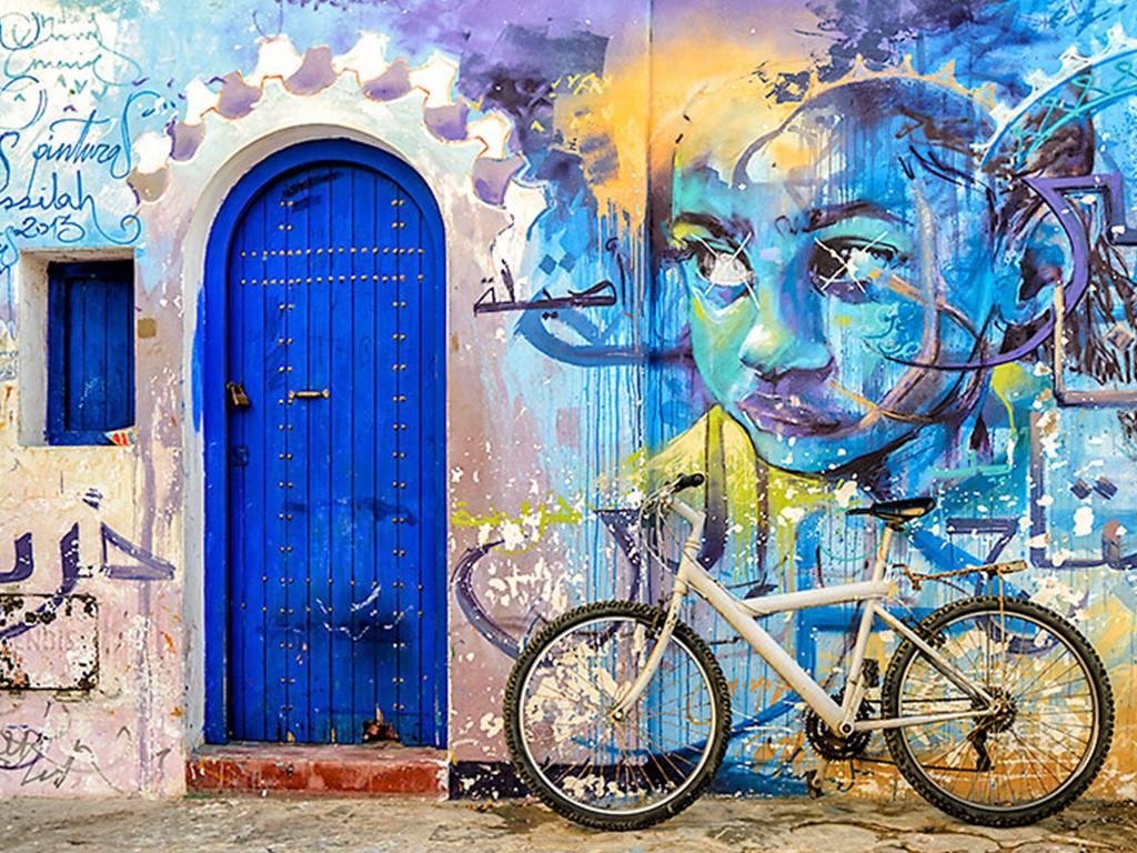 摩洛哥自由行送你一个色彩的天堂