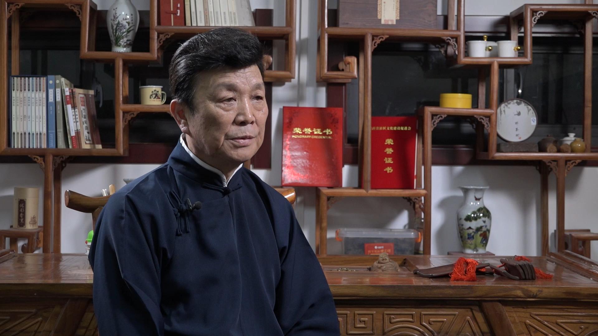 衡小珍专访:讲述心中的相声大师侯宝林