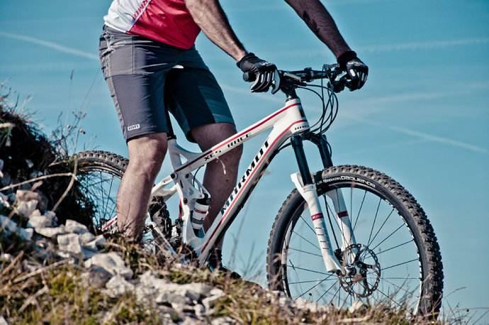 山地自行车城市骑行